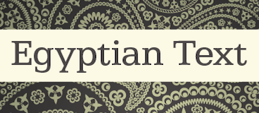 Egyptian Text Pro-Regular