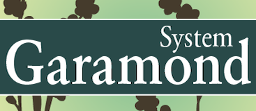 Garamond Sys-Regular