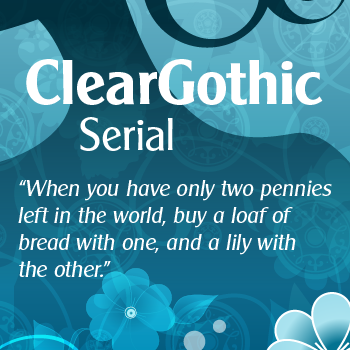 ClearGothic+Serial