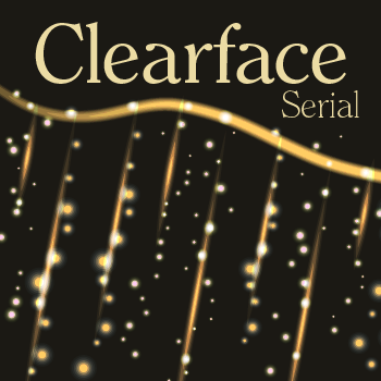 Clearface+Serial