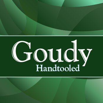 Goudy+Handtooled+Pro