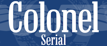 Colonel Serial-Regular