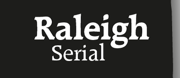 Raleigh Serial-Regular